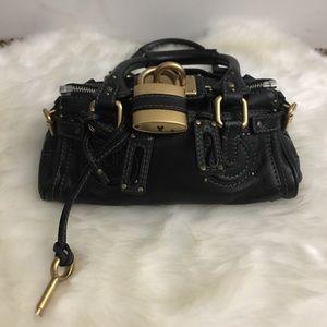 Authentic Chloe Black Bag